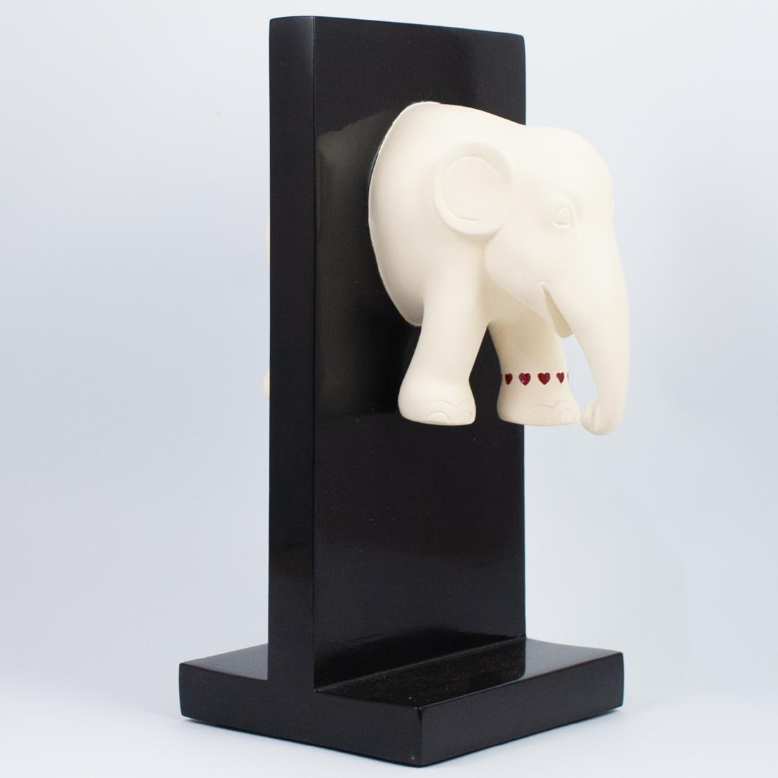 "Mauricio Soria (Mexican. XX) ""Floating Elephant"""