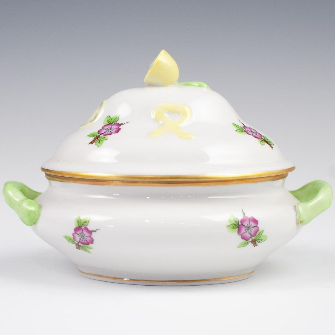 Herend Porcelain Miniature Tureen