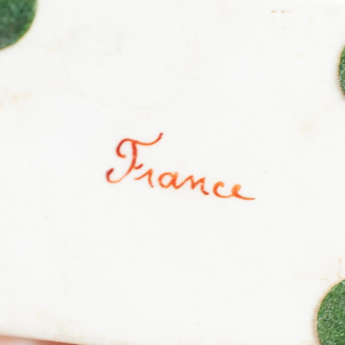 Limoges Porcelain Pill Boxes - 4