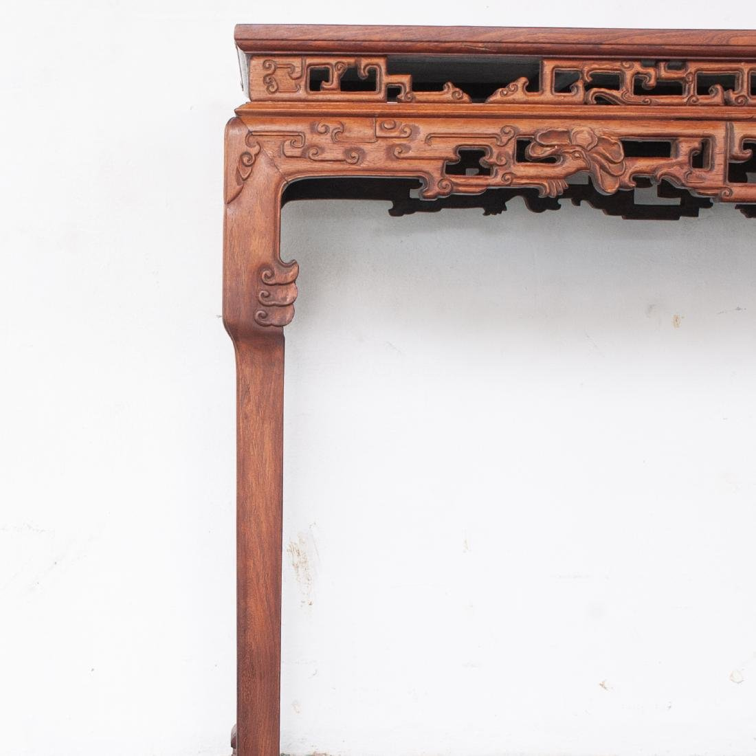 Large Chinese Wooden Altar Table - 4