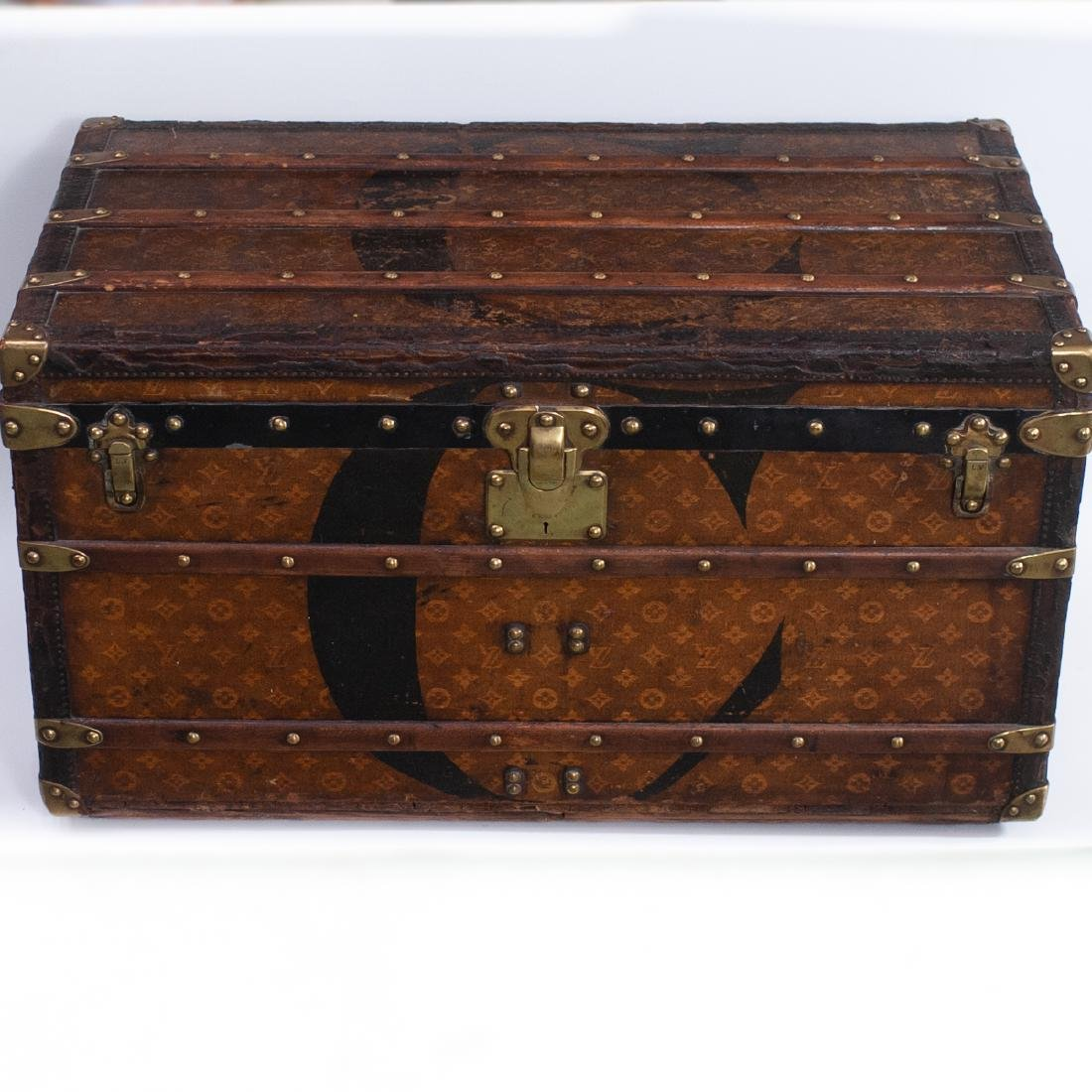 Louis Vuitton Steamer Trunk - 2