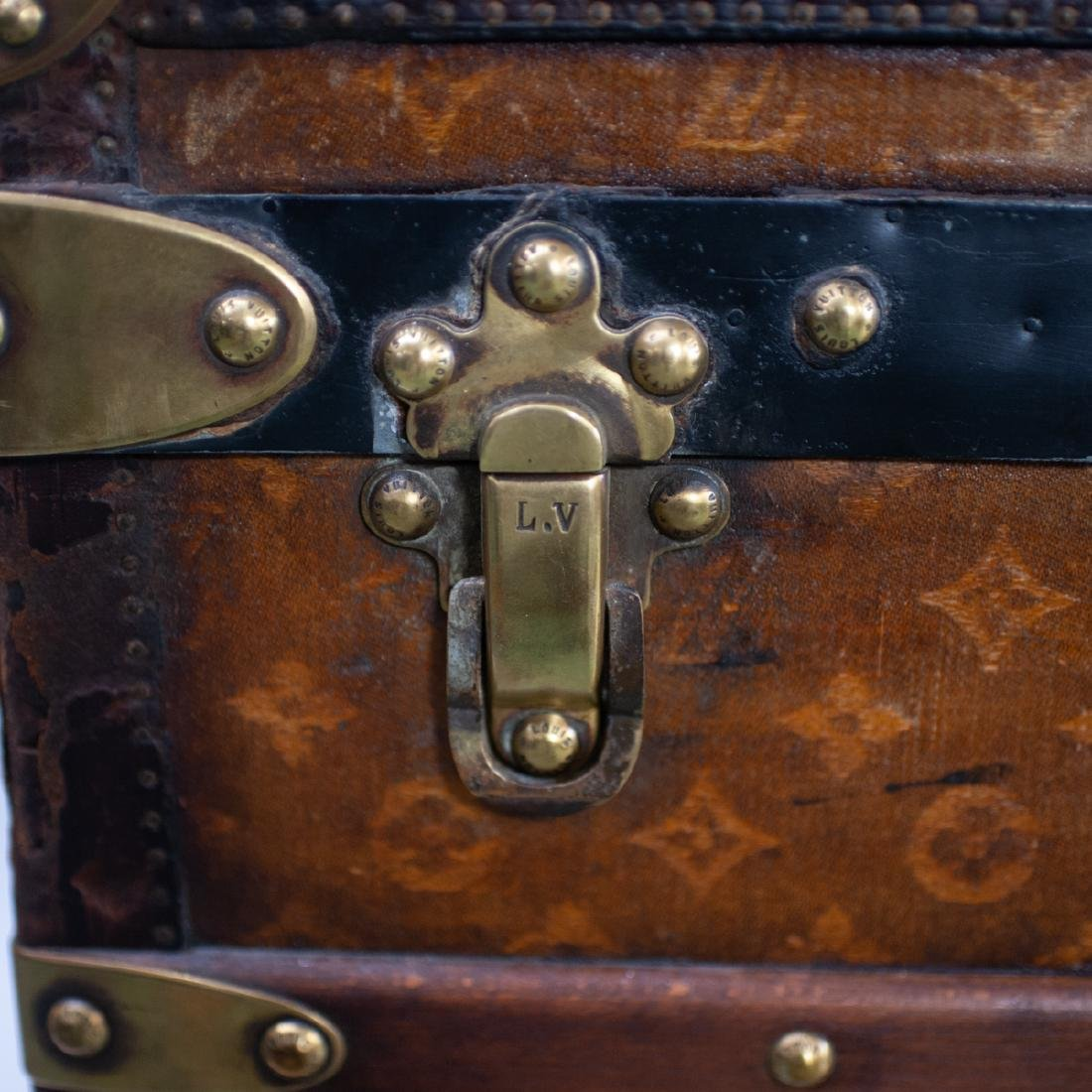 Louis Vuitton Steamer Trunk - 5