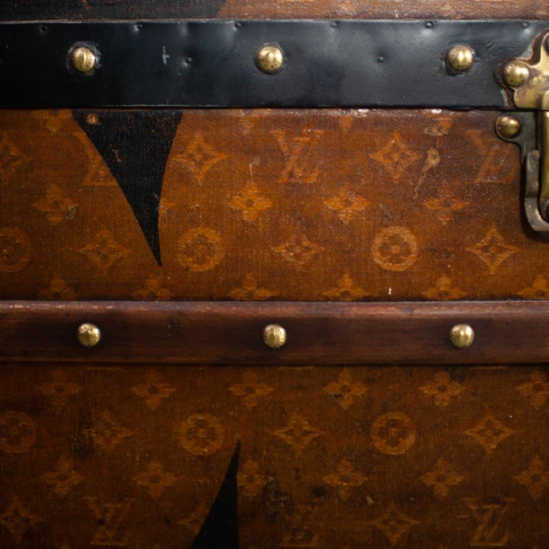 Louis Vuitton Steamer Trunk - 8