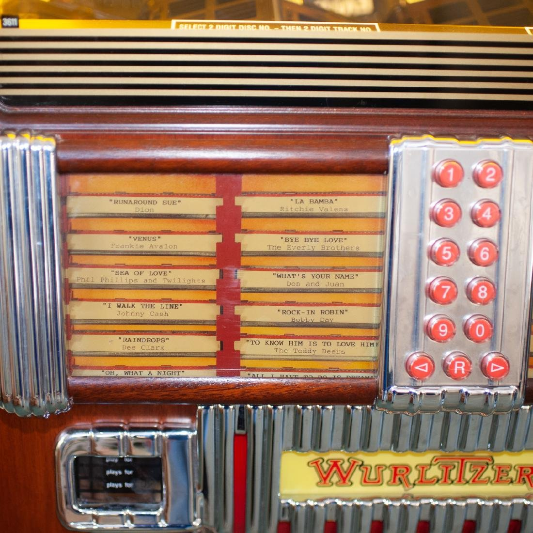 "Wurlitzer ""One More Time"" 1015 Jukebox - 2"