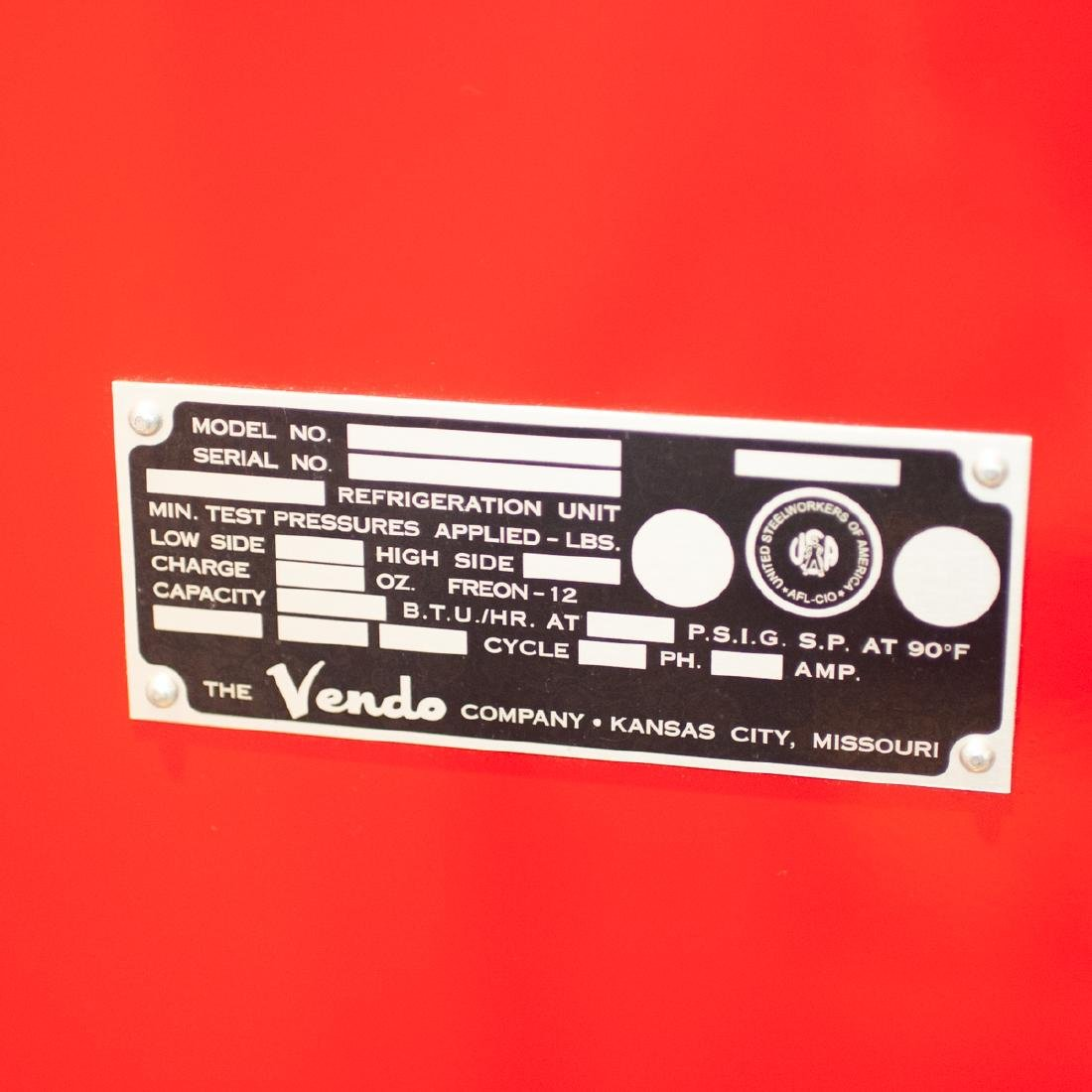 Coca-Cola Vendo 81 Vending Machine - 9