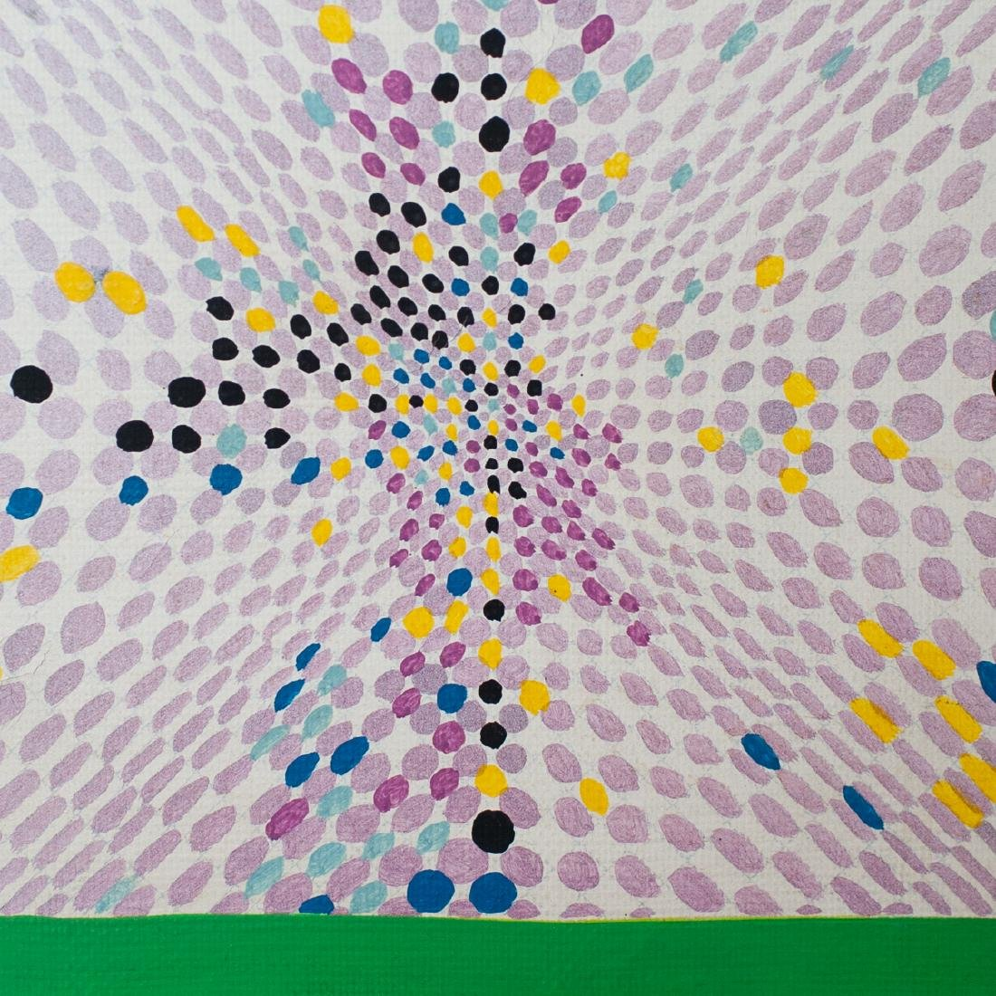 "Carlos Silva (Argentine. 1930-1987) ""Almagro"" Painting - 2"