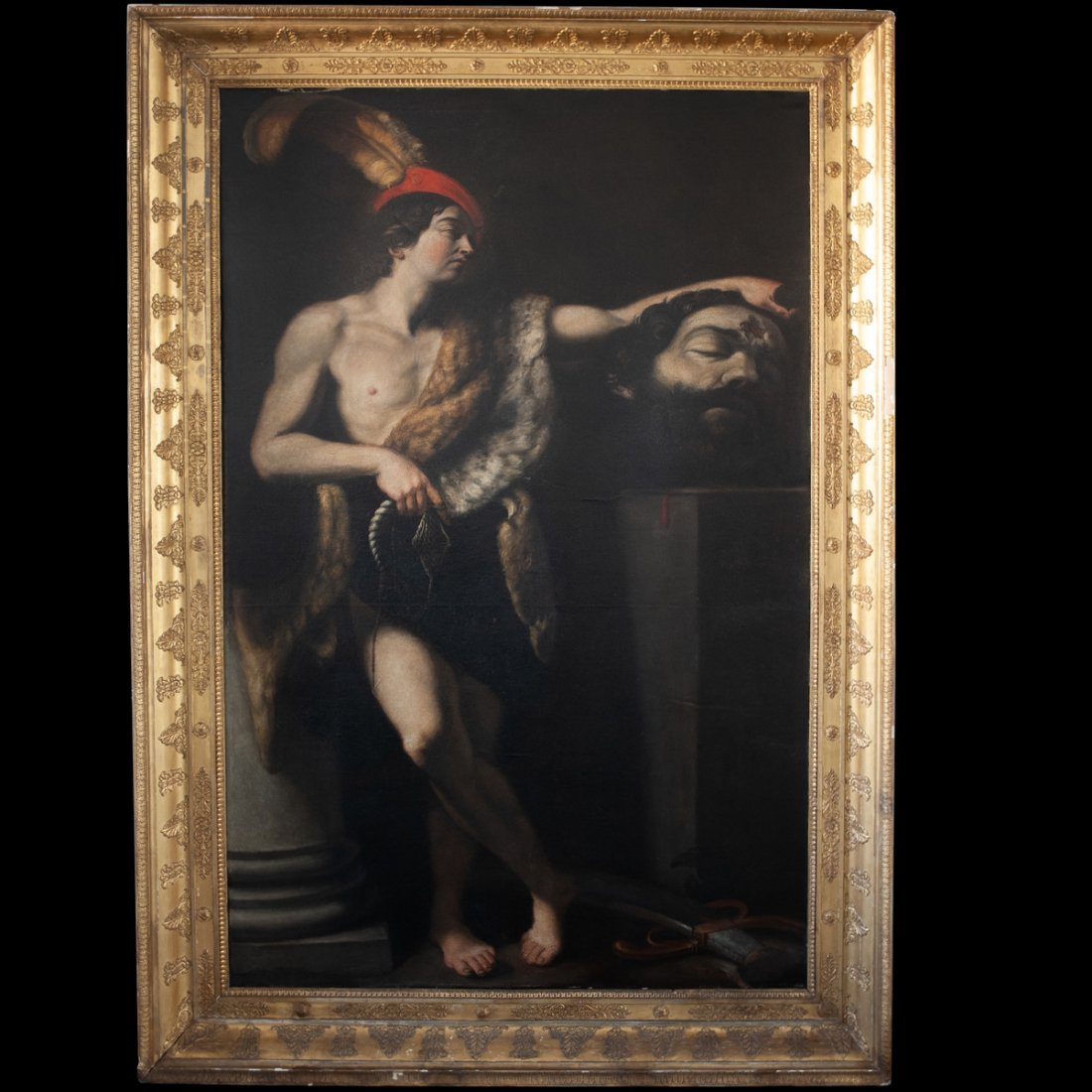 After Guido Reni (Italian. 1575 - 1642) Oil Painting