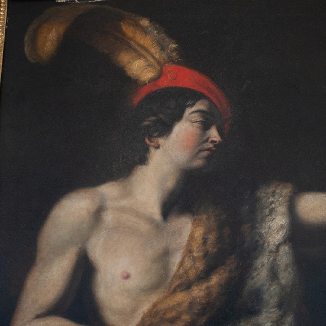 After Guido Reni (Italian. 1575 - 1642) Oil Painting - 3