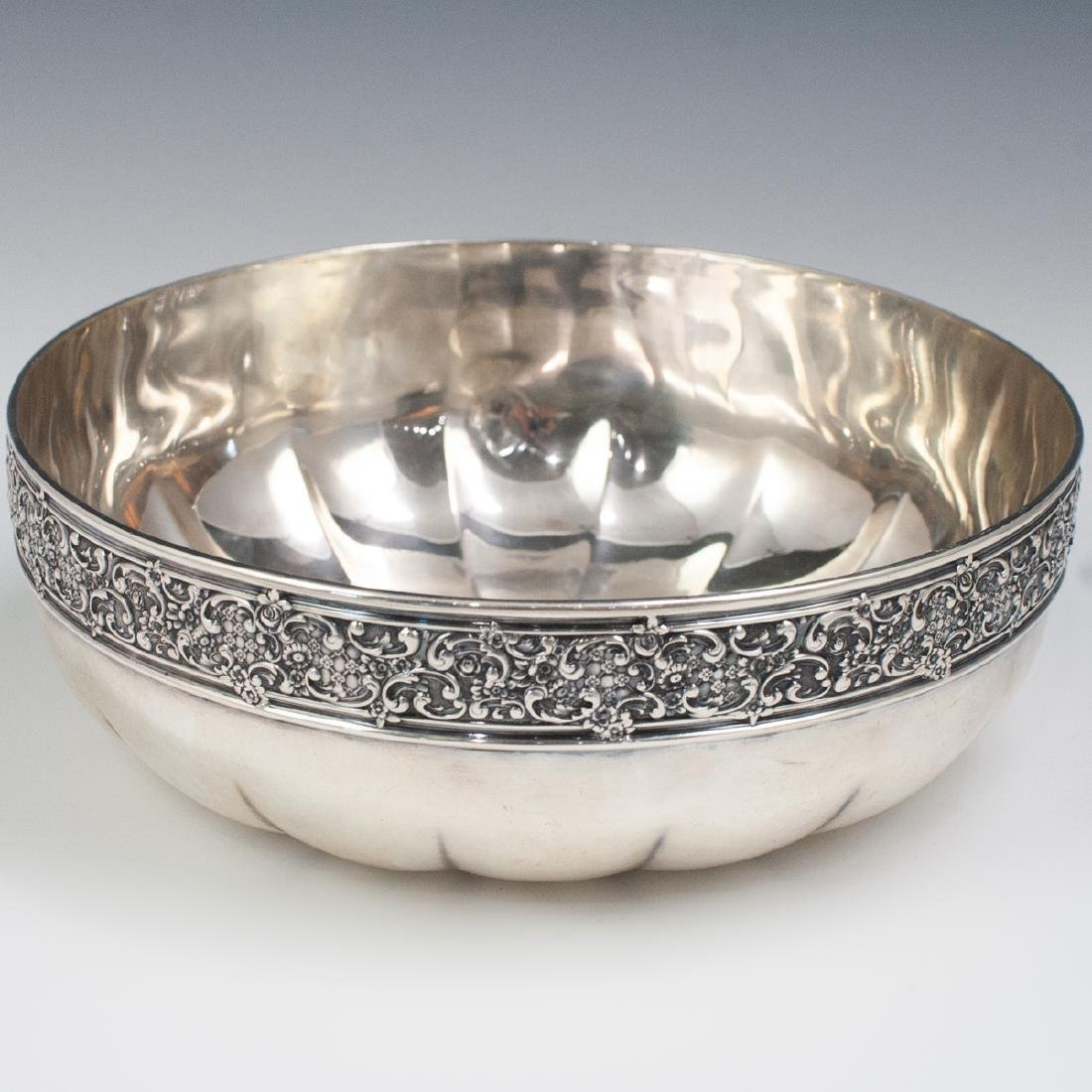 Tiffany And Co. Sterling  Bowl