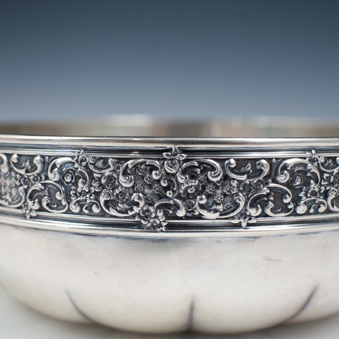 Tiffany And Co. Sterling  Bowl - 2