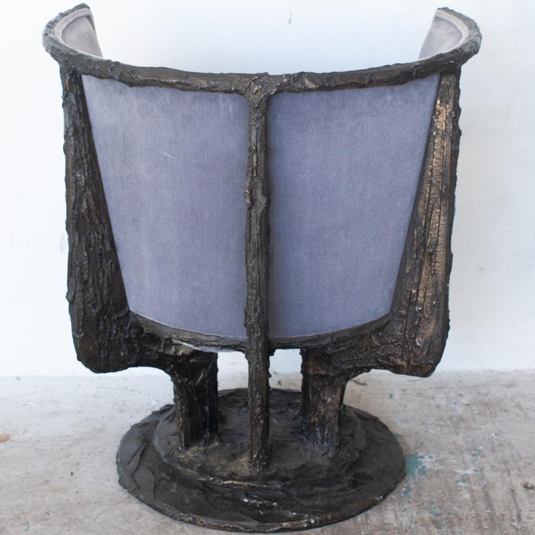 Paul Evans (American, 1931 - 1987) Sculpted Bronze - 6