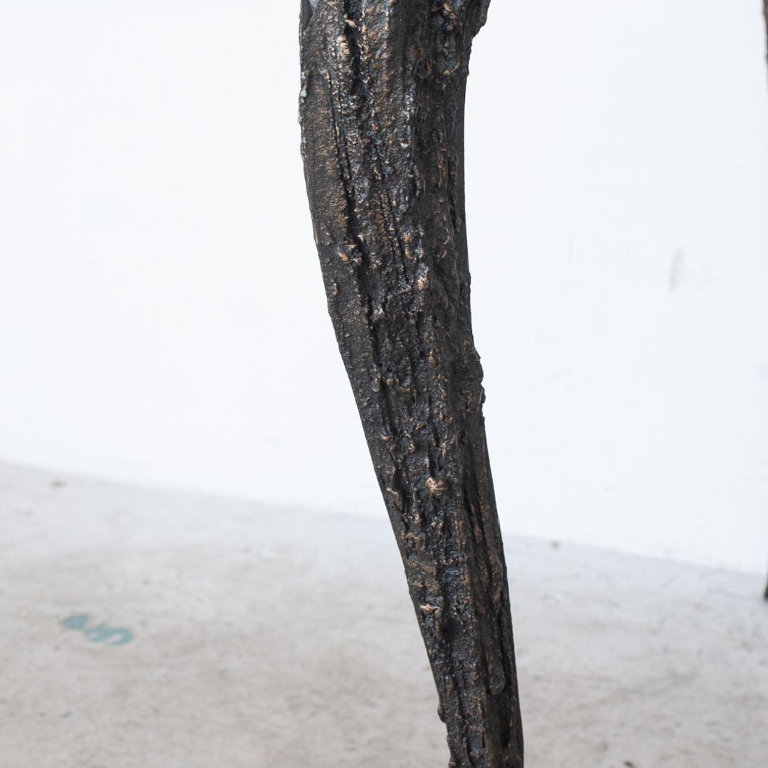 Paul Evans (American, 1931 - 1987) Sculpted Bronze - 4