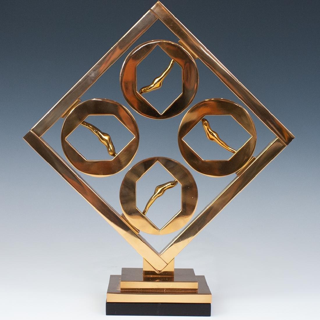 Ernest Trova (American.1927-2009) Bronze Sculpture - 4