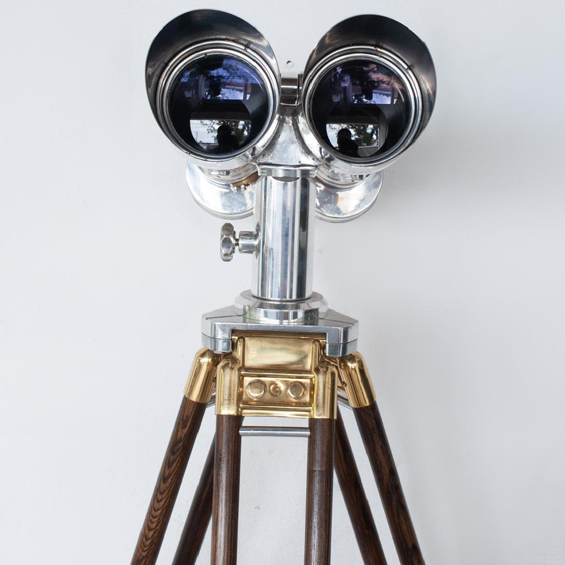 Mid Cent. Nautical Standing Binocular - 3