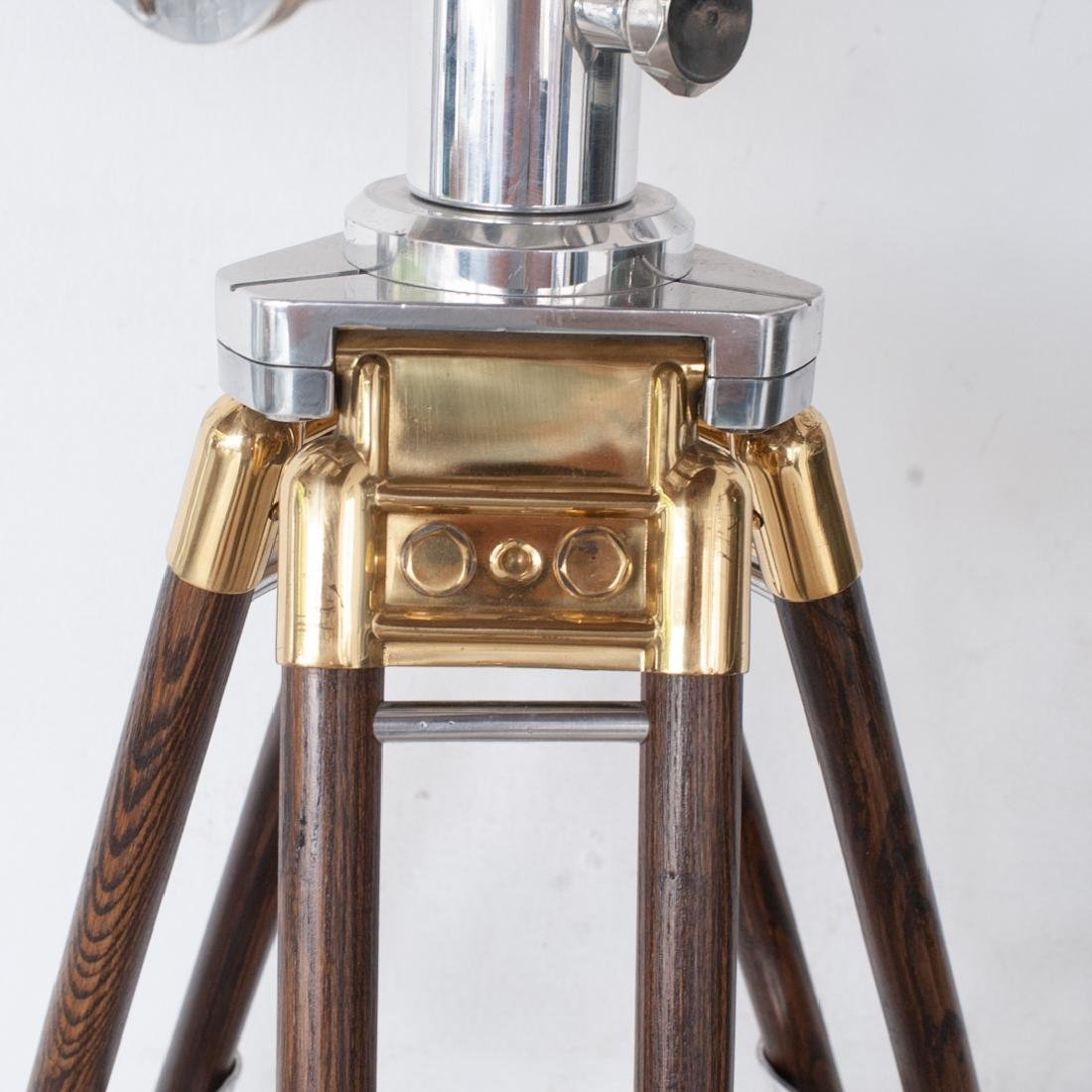 Mid Cent. Nautical Standing Binocular - 5