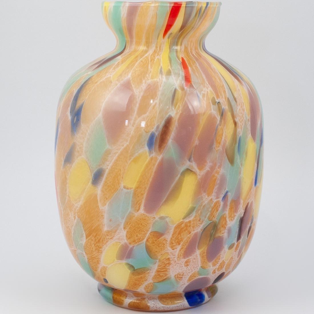 Murano Glass Vase - 2