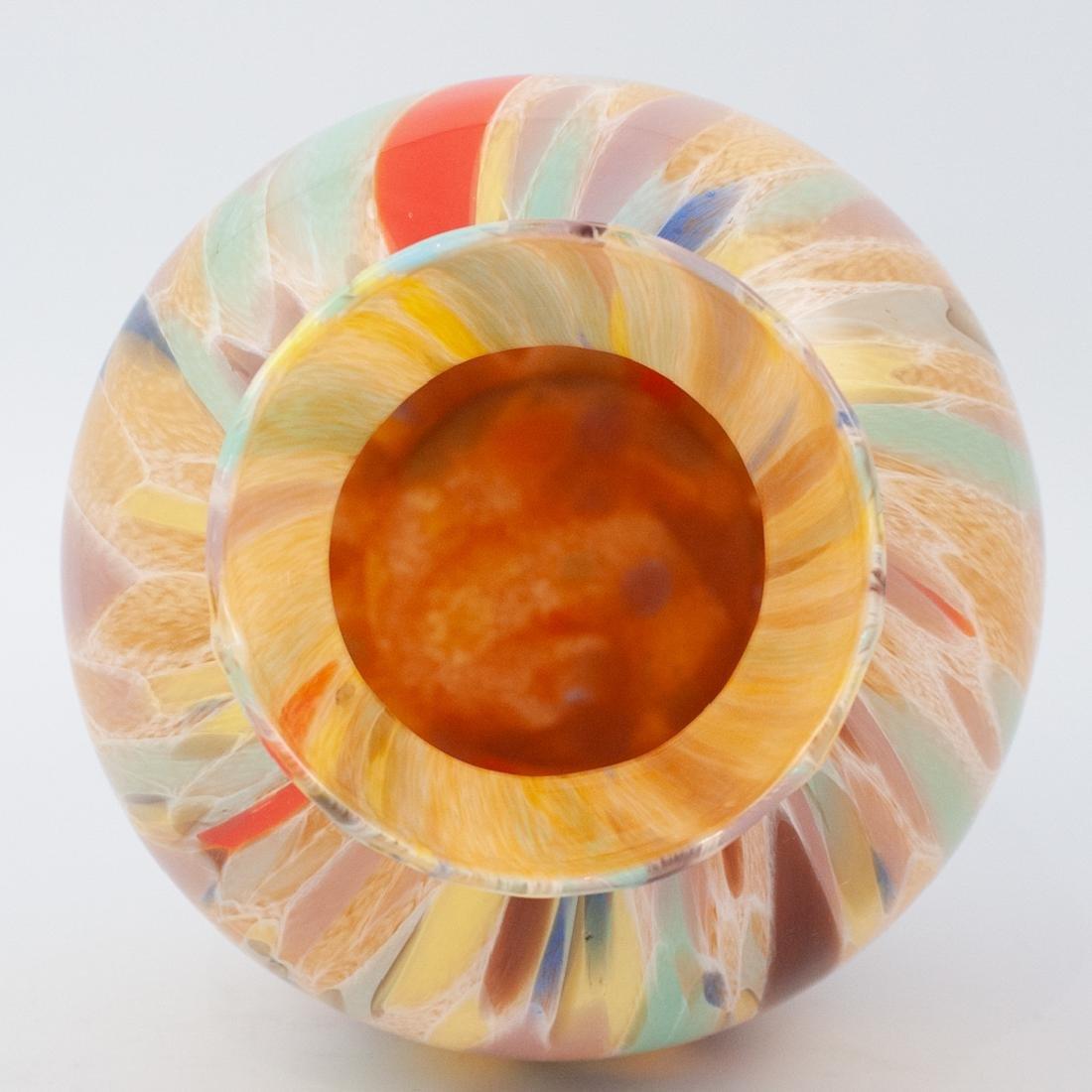 Murano Glass Vase - 3