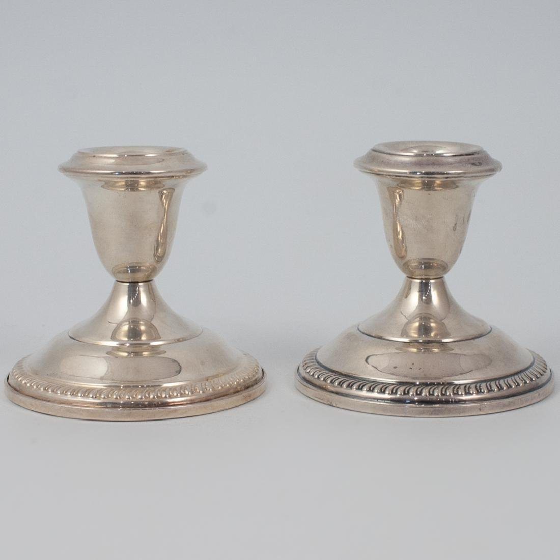 Empire Sterling Weighted Candlesticks