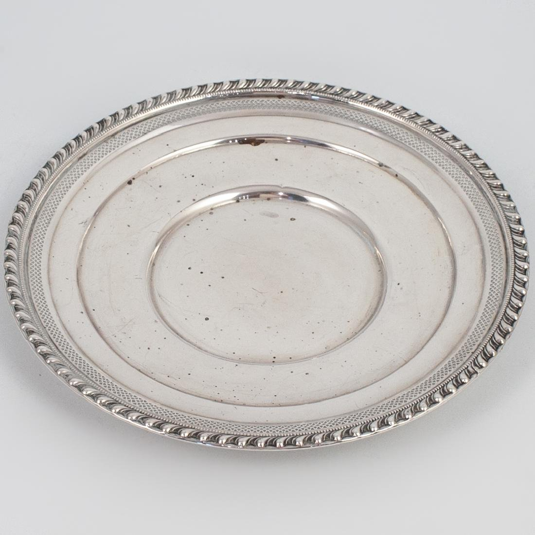 American Sterling Silver Serving Tray