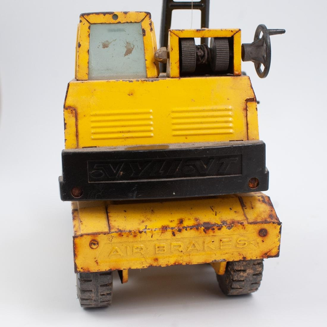 Vintage Nylint Toy Construction Truck - 4