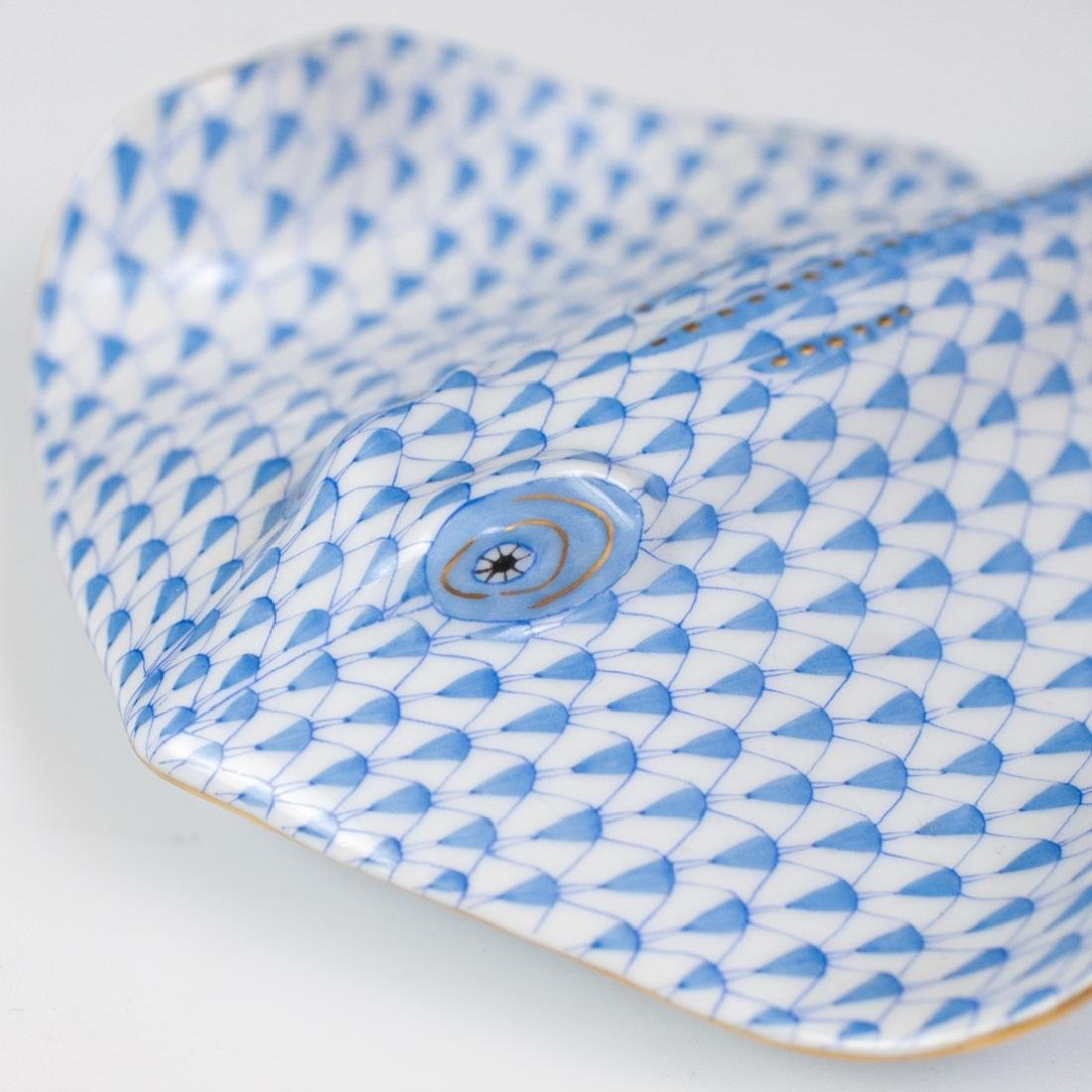Herend Porcelain Stingray - 2