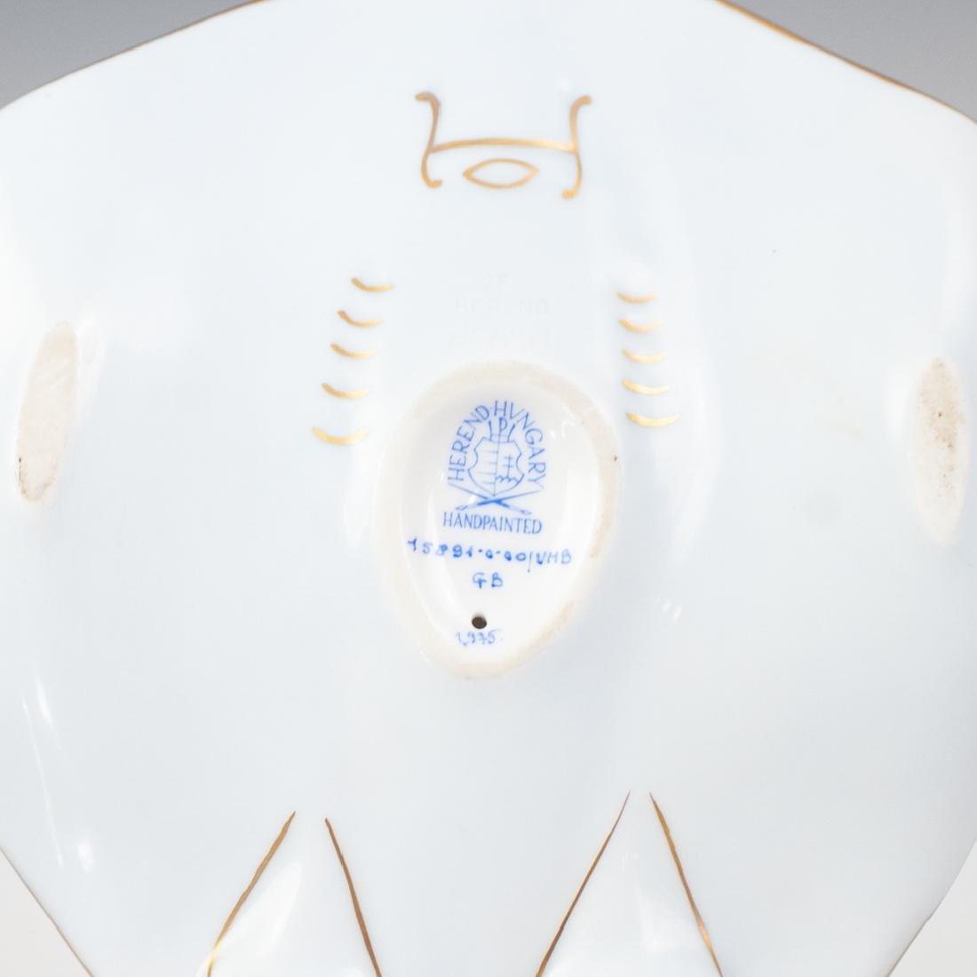 Herend Porcelain Stingray - 4