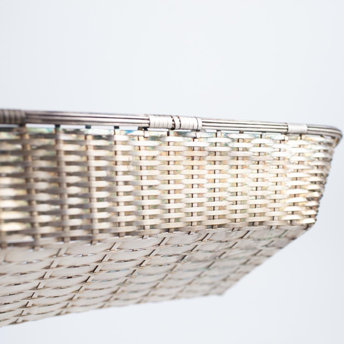 Christofle Silver-Plated Basket - 4