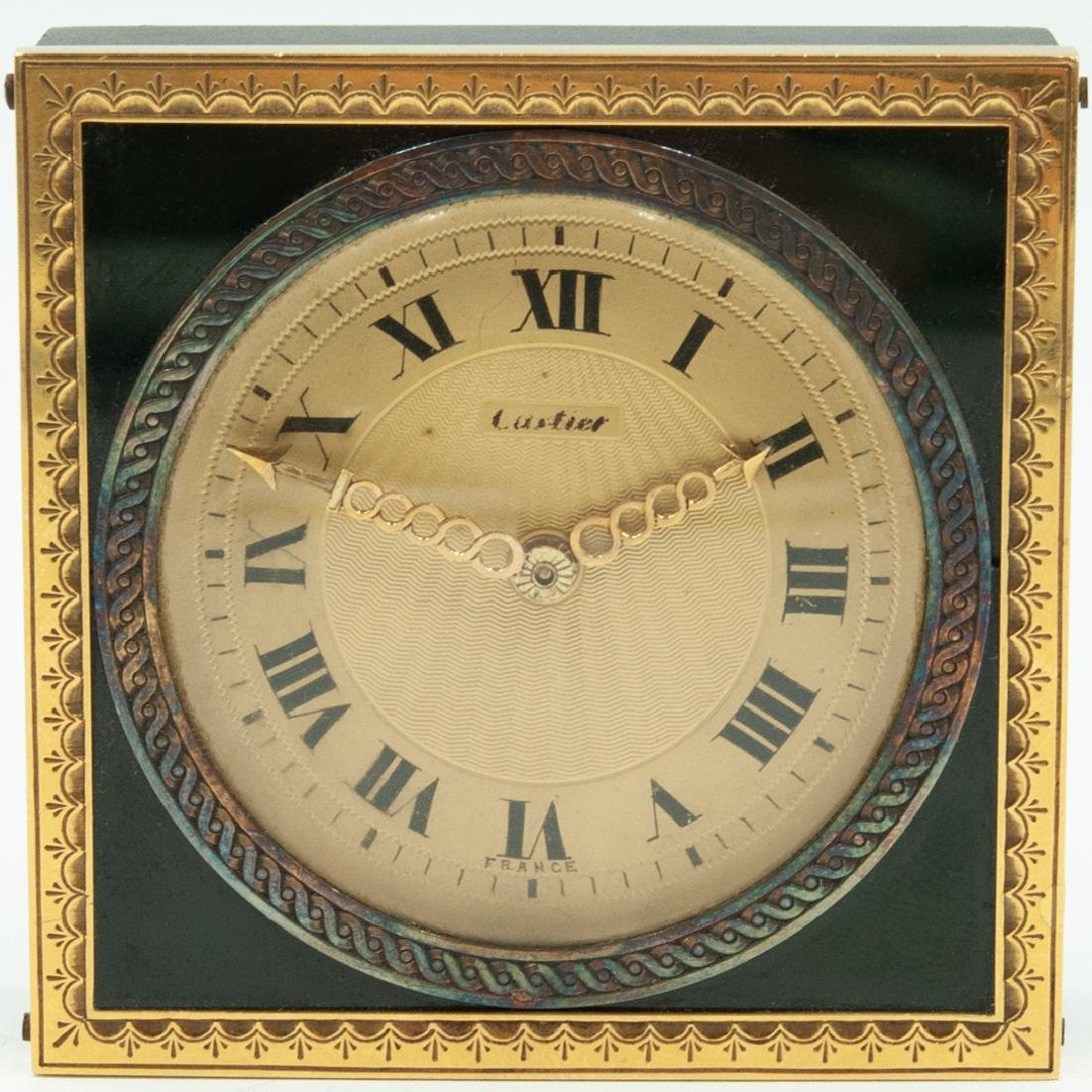 Cartier Desk Clock - 7
