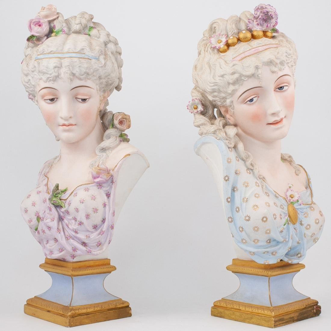 Paul Duboy (French, 1830-1887) Hand Painted Porcelain - 4