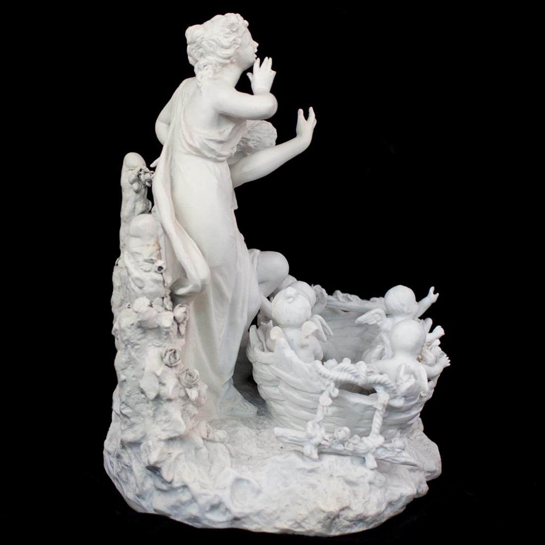 Sevres Biscuit Figural Group - 6