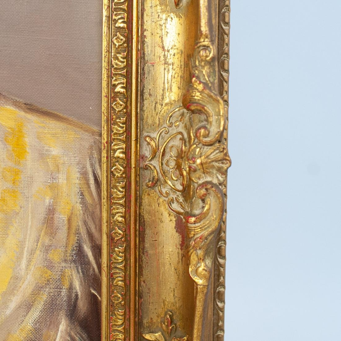 Enrico Frattini (Italian, 1890-1968) Portrait of a - 4