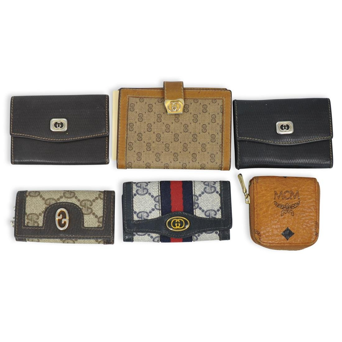 (6 Pc) Gucci Coin Purses