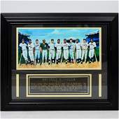 500 Home Run Club Framed Autograph