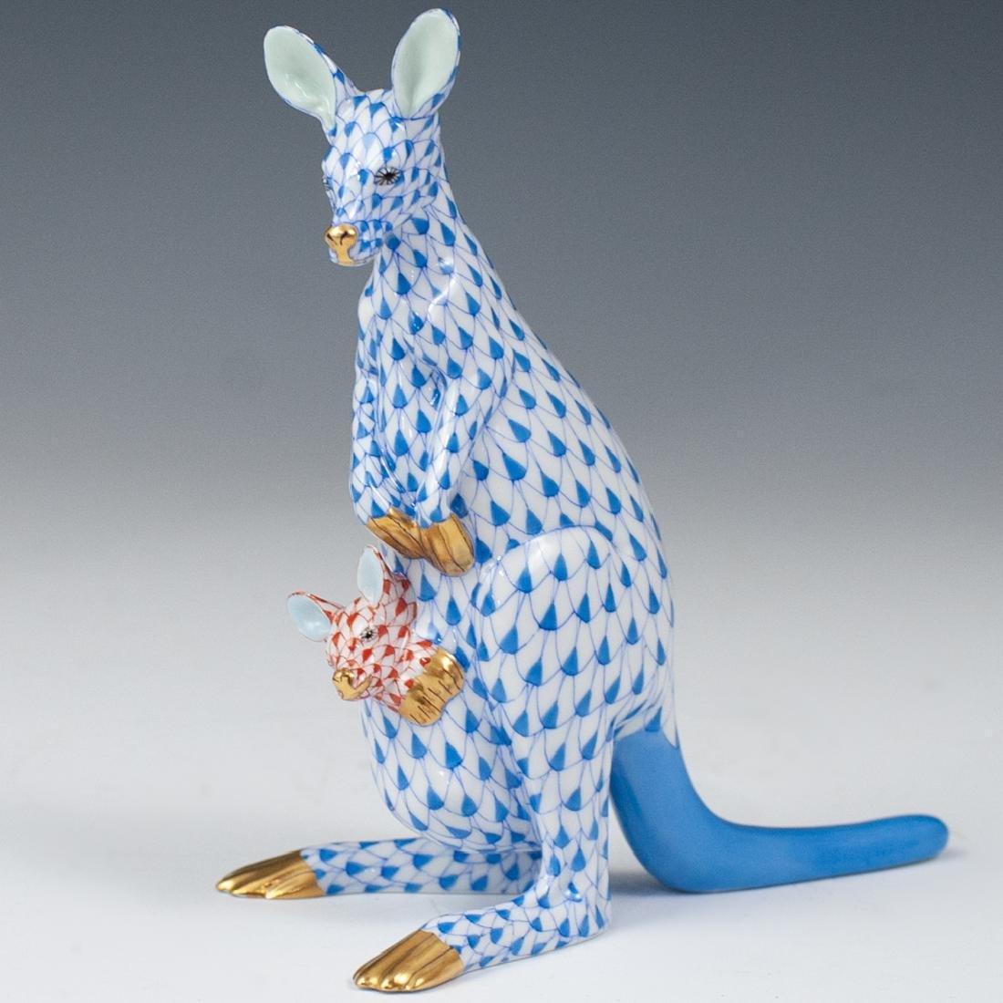 Herend Porcelain Kangaroo