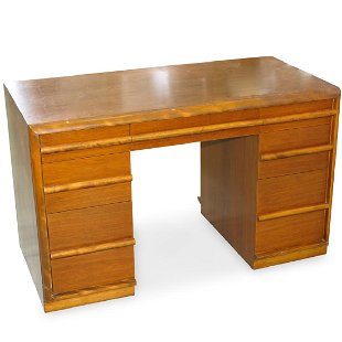 Vintage Mid Century Modern Desks Writing Tables For Sale Antique