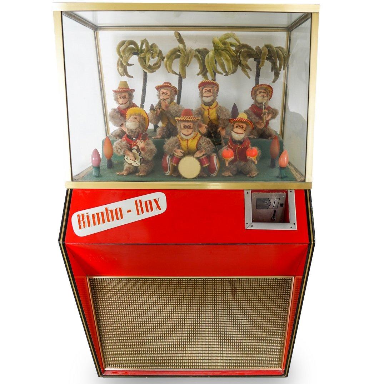 Bimbo Box Monkey Band Jukebox