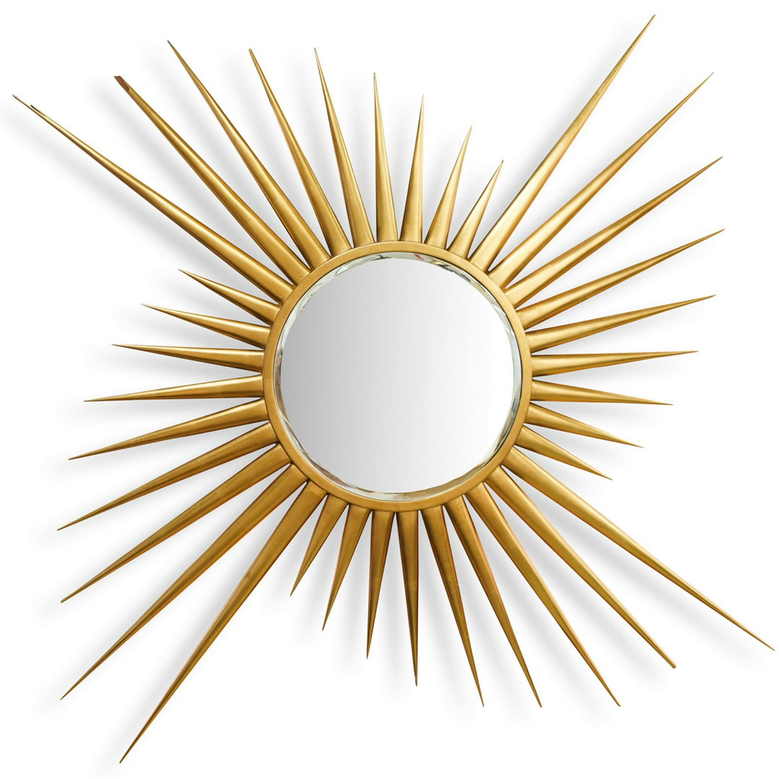Christopher Guy Giltwood Sunburst Mirror