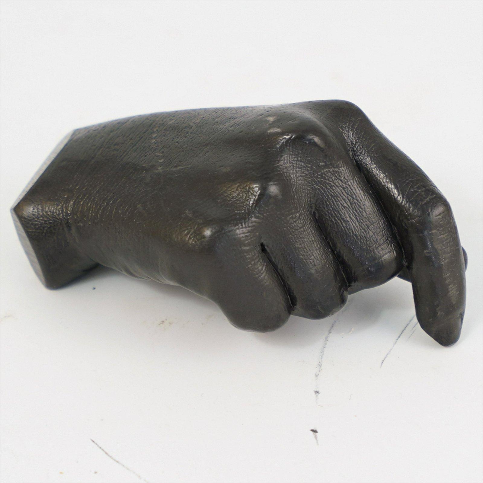 Agelio Batle's Graphite Drawing Hand