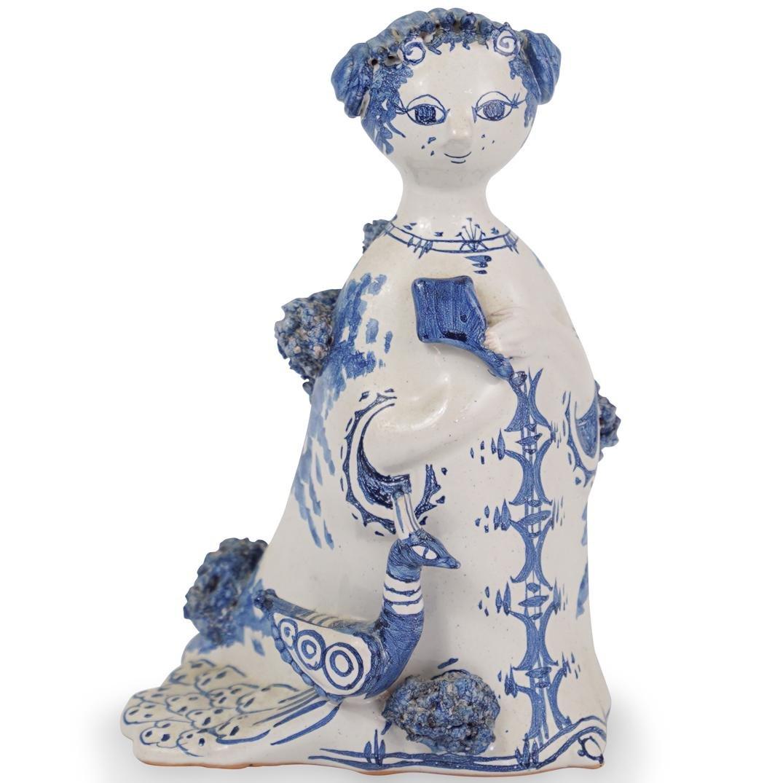 Bjorn Wiinblad Figural Sculpture