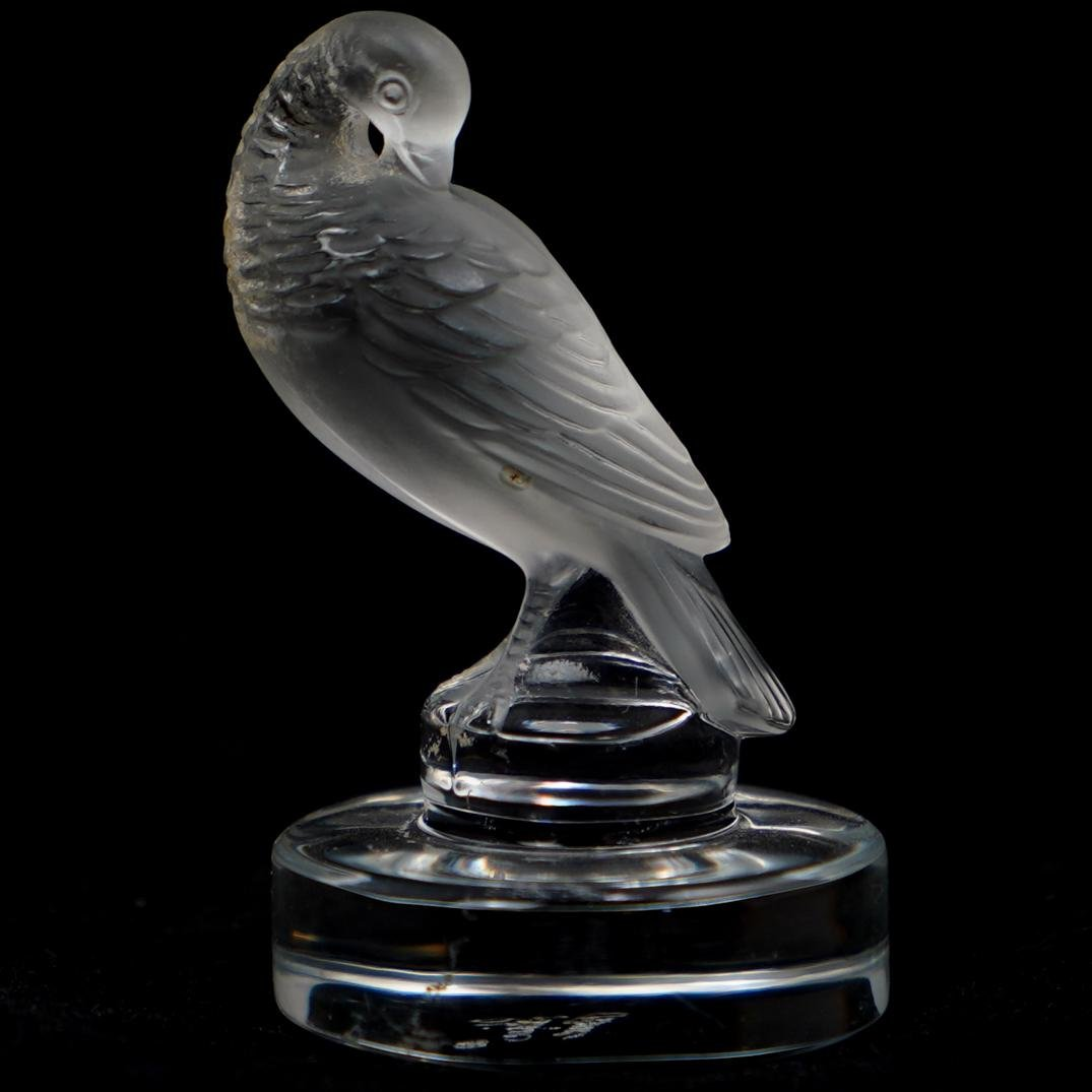 Lalique Bird Ring Tray