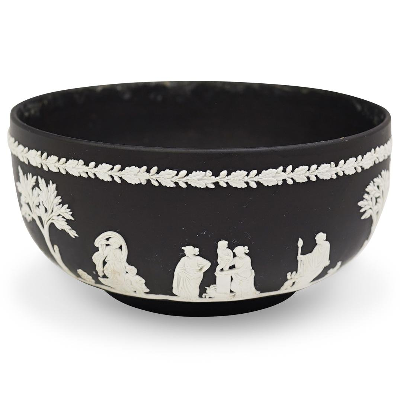 Wedgwood Black Jasperware Bowl