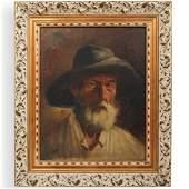 Attributed John Singer Sargent (1856-1925)