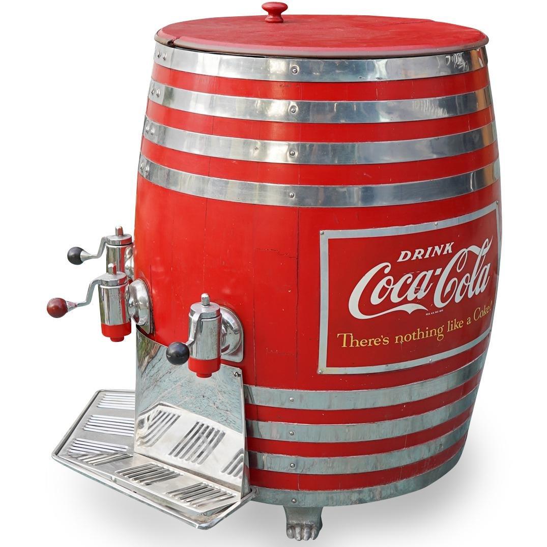Vintage Coca-Cola Fountain Dispenser