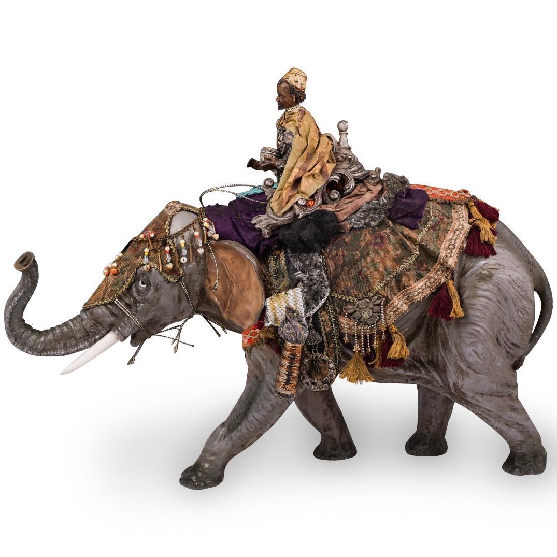 Decorative Oriental Elephant
