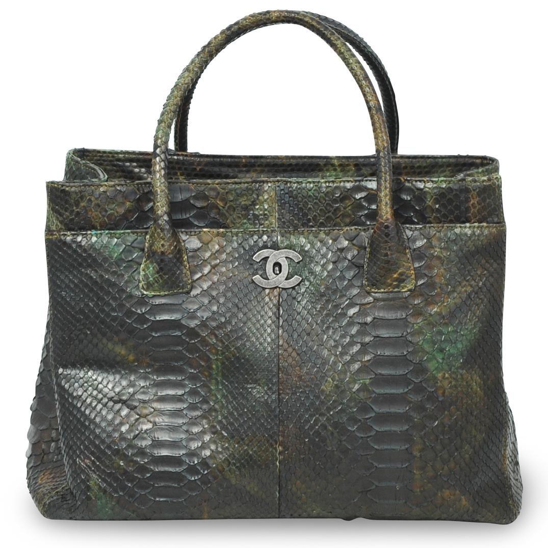 Rare Chanel Python Bag
