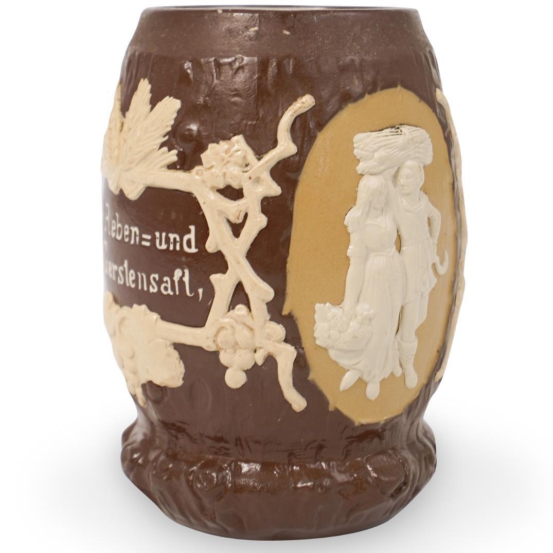 Villeroy & Boch Mettlach Ceramic Mug