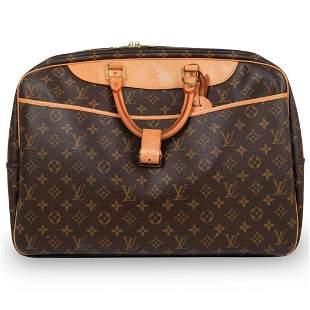 Louis Vuitton Poche Duffle Alize Travel Bag