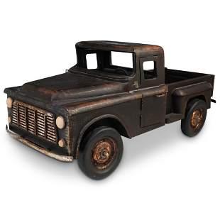 Decorative Wood Ford Truck