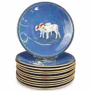 (11 Pc) Wedgwood Porcelain Set