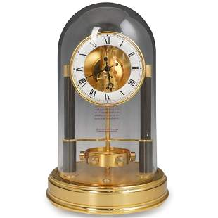 Jaeger Lecoultre ATMOS 150th Anniversary Clock